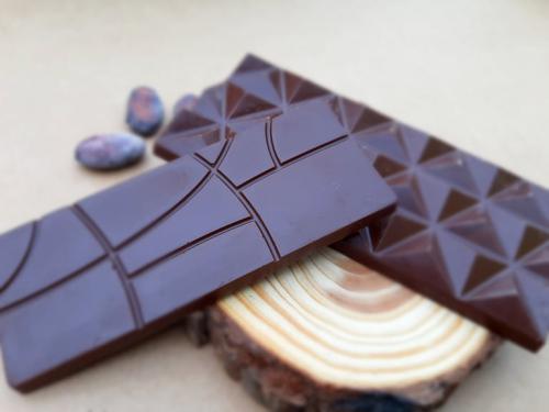RAW hoøká èokoláda 50 g 60% - zvìtšit obrázek
